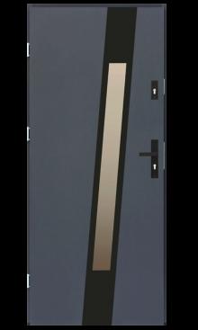 Drzwi wejściowe Stratus Elix CR