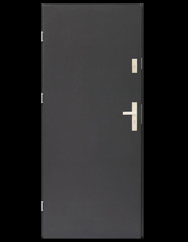 drzwi wejściowe Stratus Gładki
