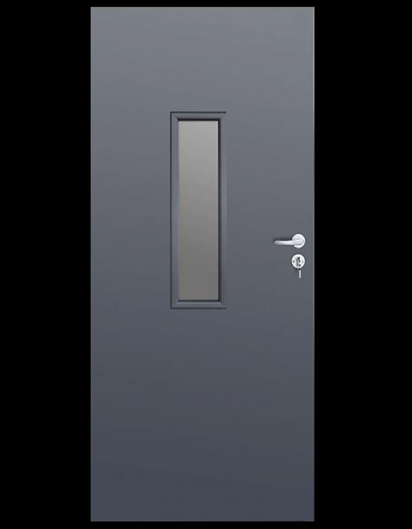 drzwi uran świetlik
