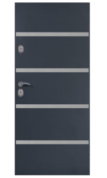 Drzwi wejściowe Universal 56S M8