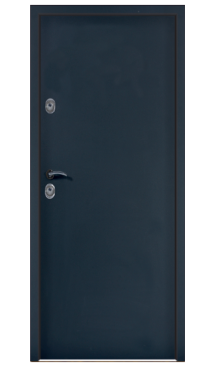 Drzwi wejściowe Master 56KR Gładkie
