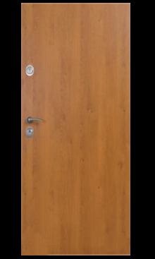 Drzwi wejściowe De Lux 56S Gładkie