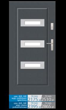 Drzwi wejściowe E1