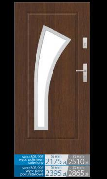 Drzwi wejściowe E10