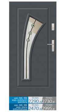 Drzwi wejściowe E11