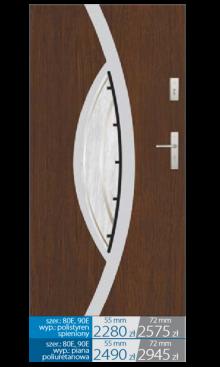 Drzwi wejściowe E13