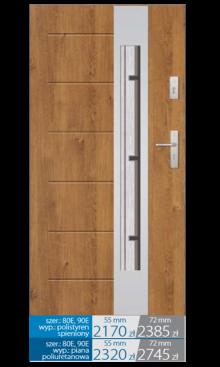 Drzwi wejściowe E14