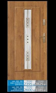 Drzwi wejściowe E16
