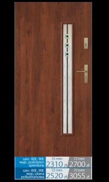 Drzwi wejściowe E17