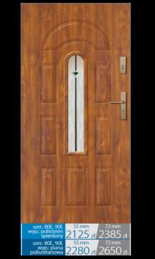 Drzwi wejściowe E18