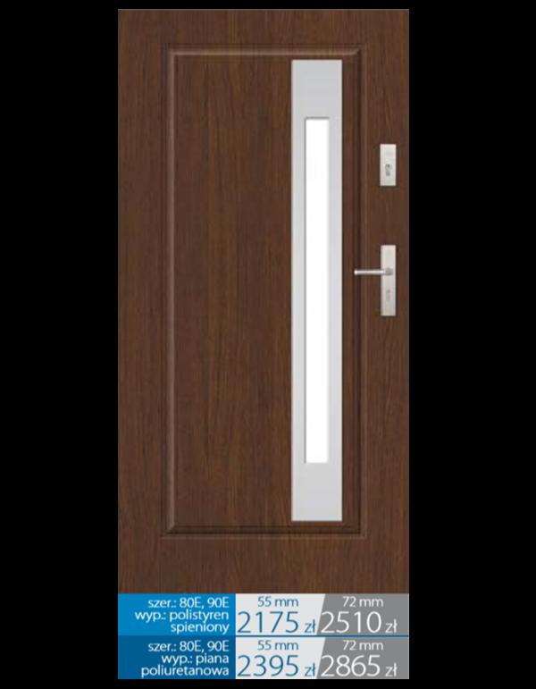 Drzwi wejściowe E2