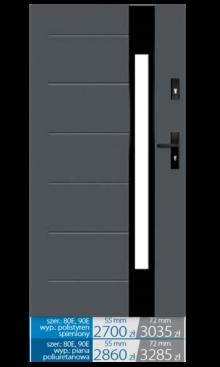 Drzwi wejściowe E20