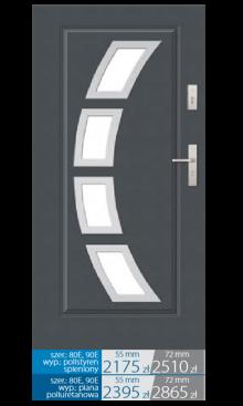 Drzwi wejściowe E4