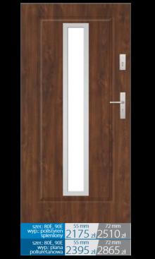 Drzwi wejściowe E5