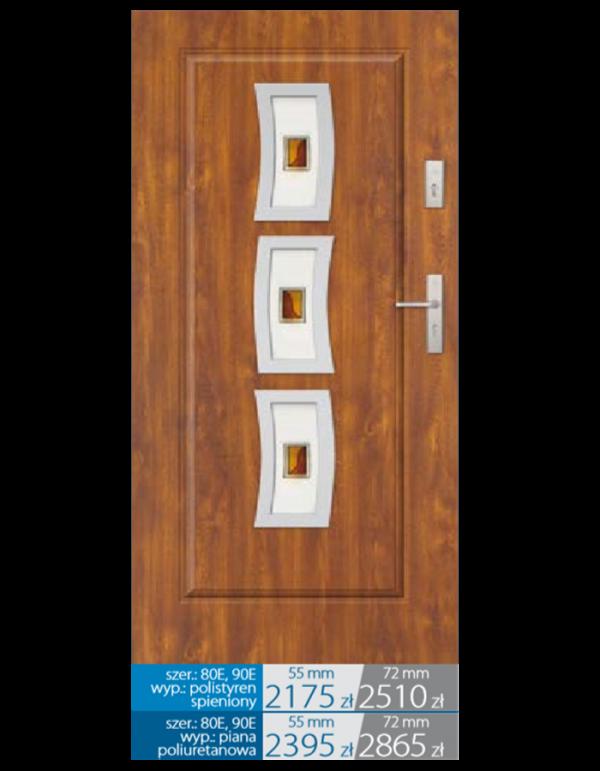 Drzwi wejściowe E7
