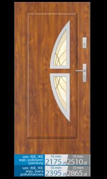 Drzwi wejściowe E8