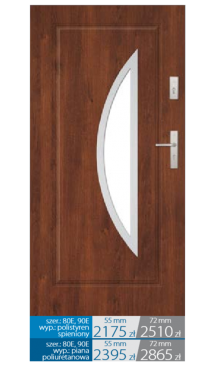 Drzwi wejściowe E9