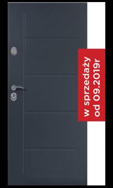 Drzwi wejściowe Master 56KR Quatro