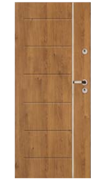 Drzwi wejściowe Mozart kl. RC3 107