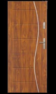 Drzwi wejściowe Mastertherm T43 A4