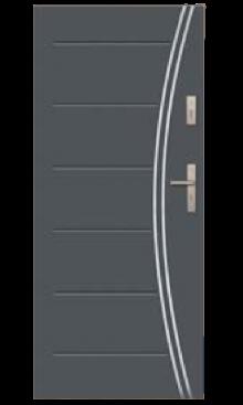 Drzwi wejściowe Mastertherm T45 A2