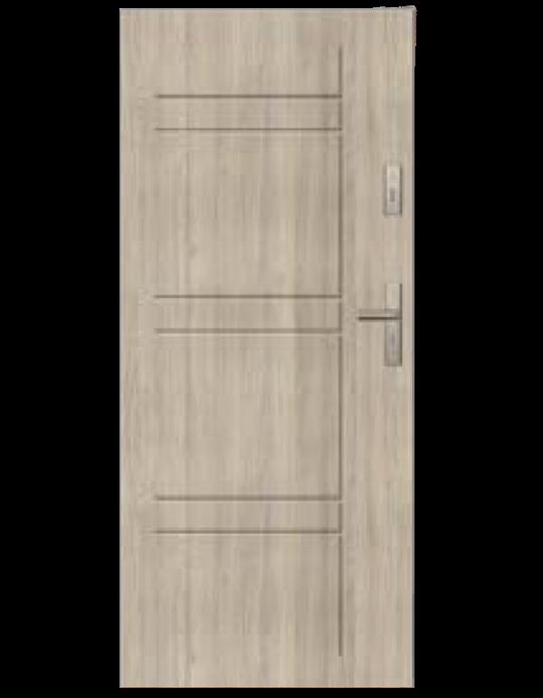 Drzwi wejściowe Mastertherm T46