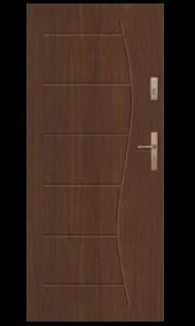 Drzwi wejściowe Mastertherm T43