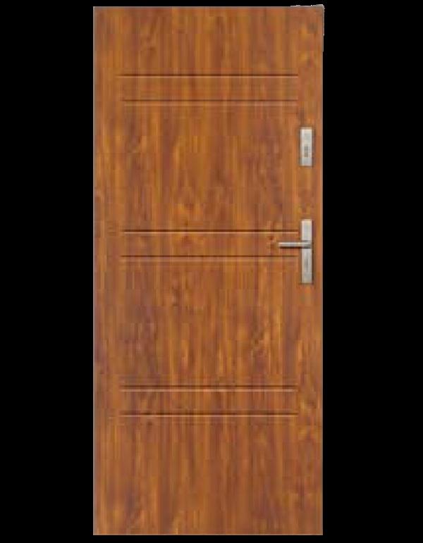 Drzwi wejściowe Mastertherm T47