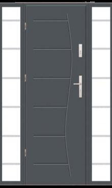Drzwi Stal 552