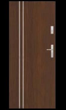 Drzwi wejściowe Mastertherm A6