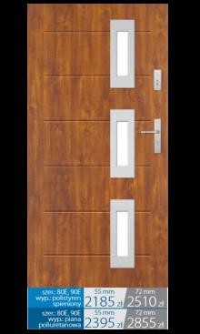 Drzwi wejściowe Q12