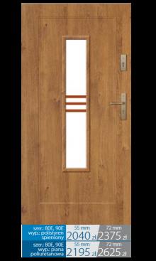 Drzwi wejściowe Q15