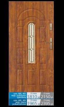 Drzwi wejściowe Q18