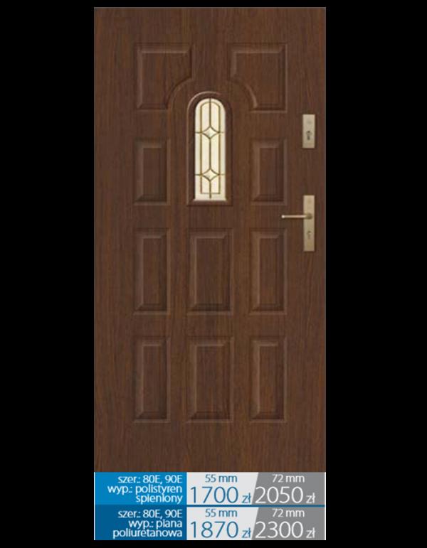 Drzwi wejściowe Q24