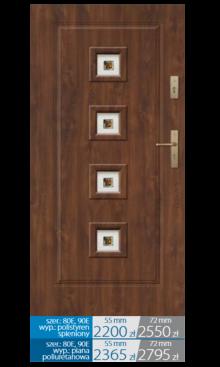 Drzwi wejściowe Q27