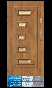 Drzwi wejściowe Q30