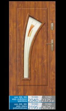 Drzwi wejściowe Q31