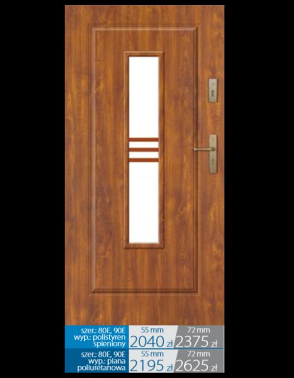 Drzwi wejściowe Q32