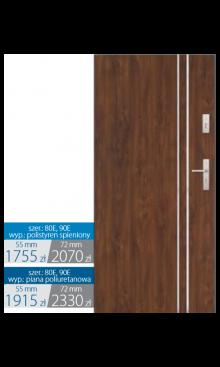 Drzwi wejściowe Q4