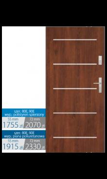 Drzwi wejściowe Q5