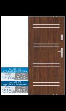 Drzwi wejściowe Q6