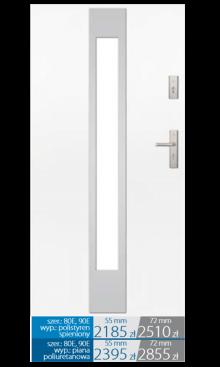 Drzwi wejściowe Q7