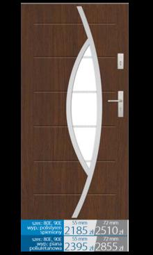 Drzwi wejściowe Q9