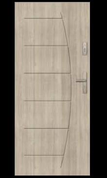 Drzwi wejściowe Mastertherm T44
