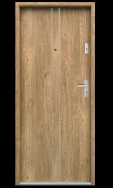 Drzwi wejściowe Bastion A-38