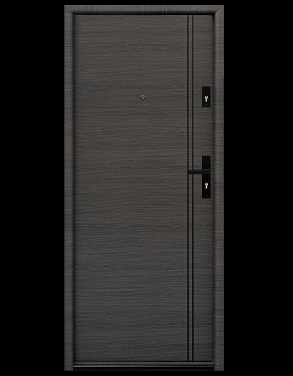 Drzwi wejściowe Bastion B-72