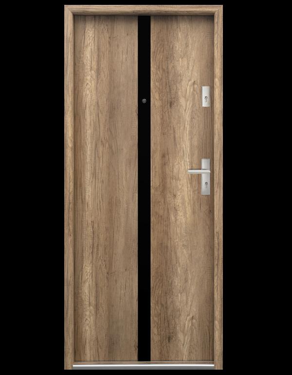 Drzwi wejściowe Bastion L-02