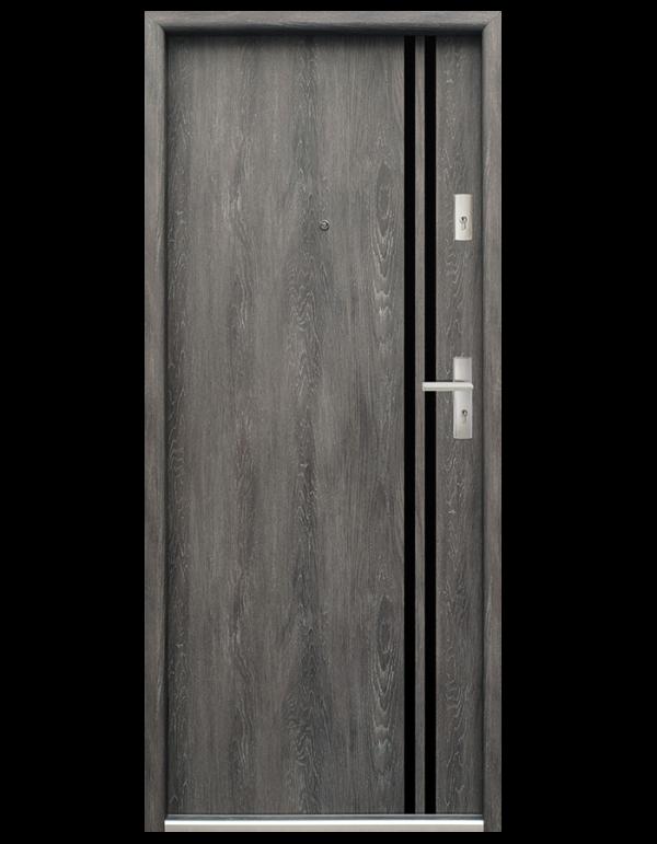 Drzwi wejściowe Bastion L-03