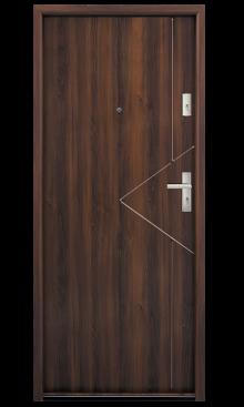 Drzwi wejściowe Bastion N4