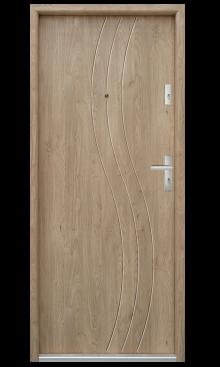 Drzwi wejściowe Maroko N07